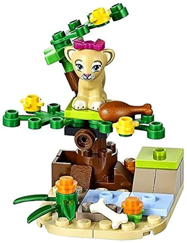 レゴ (LEGO) フレンズ ライオンの赤ちゃんとサバンナ 41048