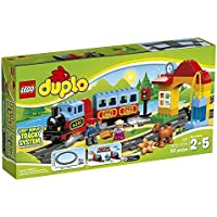 LEGO Duplo My First Train Set Kids Building Playset | 10507 by LEGO
