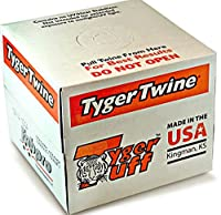 1Ply TygerポリプロピレンTying Twine、145lb引張8,500Ft。