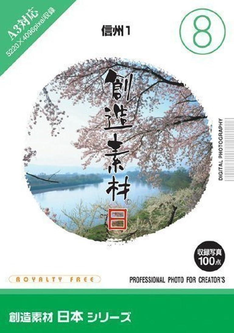 ホールドストレージ成熟した創造素材 日本(8)信州1