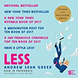Less (Winner of the Pulitzer Prize): A Novel 画像