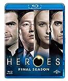 HEROES/ヒーローズ ファイナル・シーズン ブルーレイ バリューパック[Blu-ray]