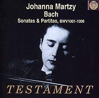 Bach: Sonatas & Partitas, BWV 1001-1006 by Johanna Martzy (2011-06-14)