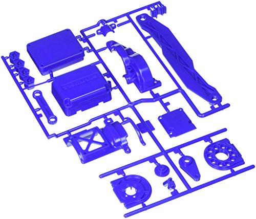 タミヤ RC特別企画商品 TT-02 Dパーツ (モーターマウント) ブルー 47335の詳細を見る