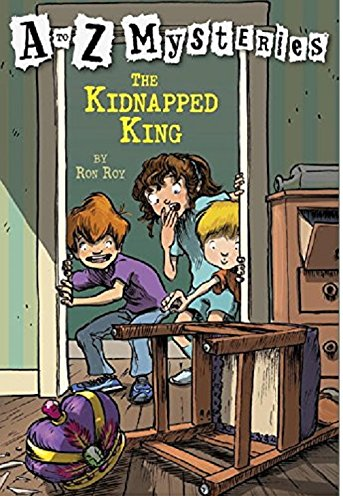 A to Z Mysteries: The Kidnapped Kingの詳細を見る