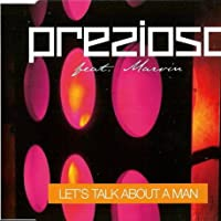 Let's talk about a man [Single-CD]
