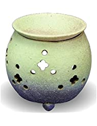 常滑焼 茶香炉(アロマポット)径10×高さ11.5cm