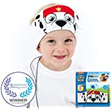 Paw Patrol Kids Headphones by CozyPhones - Volume Limited with Ultra-Thin Speakers & Comfortable Soft Fleece Headband - Perfect Children's Earphones for School Home and Travel ? Marshall