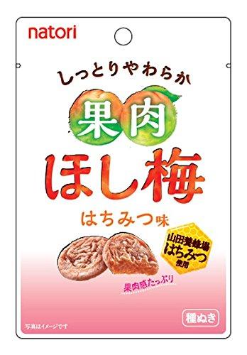 果肉ほし梅 はちみつ味 10袋