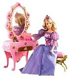 バービー バービーのねむり姫 ひかるドレッサーセット