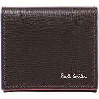 ポールスミス Paul Smith 正規品 カラードエッジ レザー コインケース 専用化粧箱付 本革 小銭入れ 財布