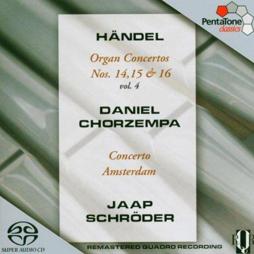 Organ Concertos 4 (Hybr)