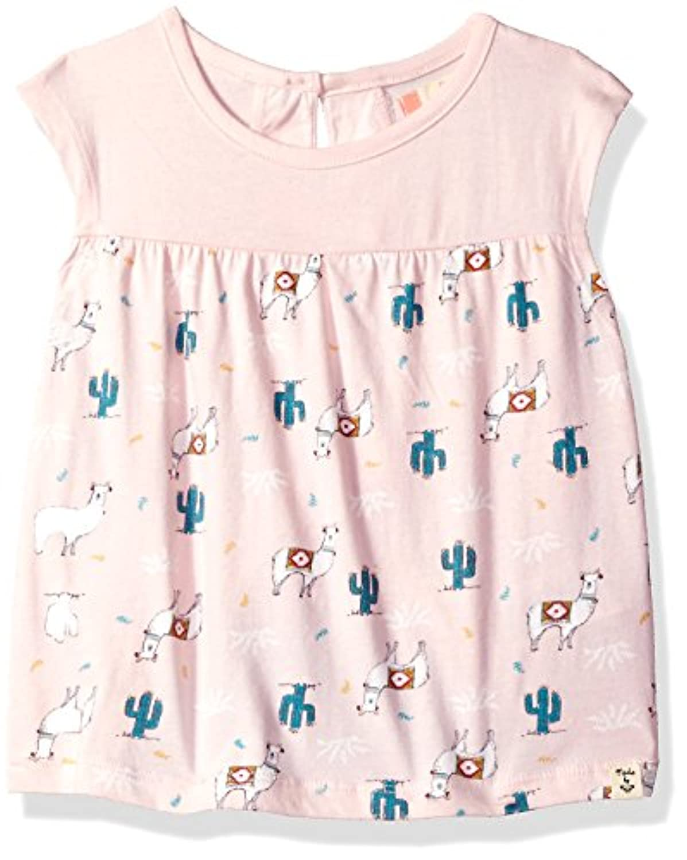 Roxy SHIRT ガールズ カラー: ピンク