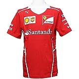 フェラーリ プーマ2017 キミ・ライコネン Tシャツ