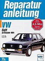 VW Golf C / CL / GL / Carat / GTi / GTi 16V ab Baujahr 1984