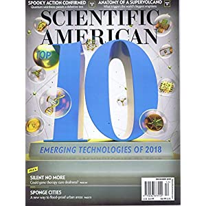 Scientific American [US] December 2018 (単号)