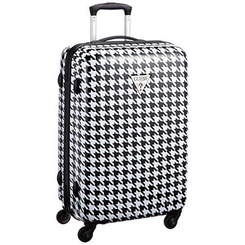[ゲス] GUESS(ゲス) スーツケースYUBA 3.6kg  60L GYUZ-60 ブラック (ブラック)
