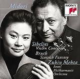 シベリウス:ヴァイオリン協奏曲&ブルッフ:スコットランド幻想曲(期間生産限定盤)