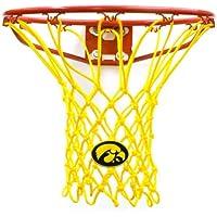 アイオワ大学バスケットボールNetでブラックまたはゴールデンイエロー
