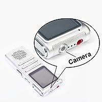 YFS ボイスレコーダー 録画でき レコーダー MP3プレーヤー 高音質 8GB 録音ペン