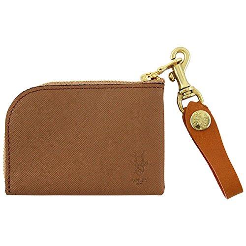 アジリティ プレミオSG アルジャン L型財布 Agility 革のコインケース L字ファスナー 日本製 モカ