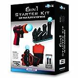 PlayStation Move 6-In-1 Starter Kit (輸入版)