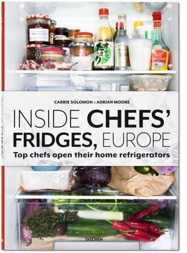 Inside Chefs' Fridges, Europe: Top Chefs Open Their Home Refrigerators
