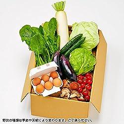 岡山県産限定 新鮮 産直野菜と卵セット(野菜8品目)【お届け日指定】可能♪ 詳細にてご確認ください