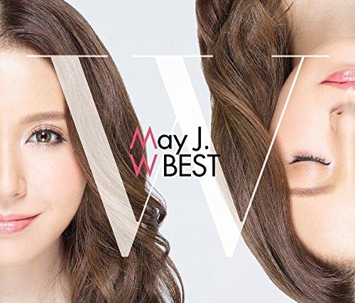 [画像:May J. W BEST -Original & Covers- (CD2枚組+DVD3枚組)]