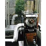 [総和工業]石油暖房機SP-527A用送風アルミダクト ノーブランド品