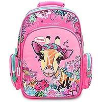 Chimola Printed School Backpacks for Girls Kids Elementary School and Pre School Bag Bookbag