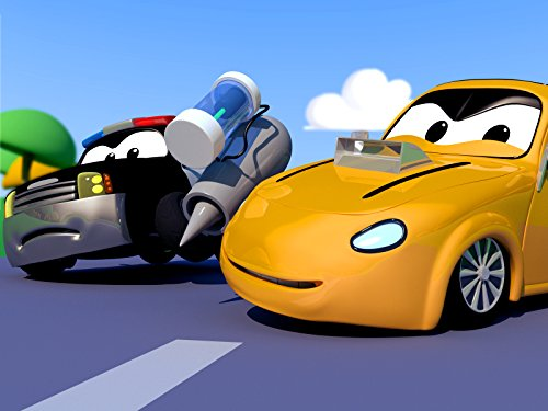 ベイビーカー達がサンタに罠を仕掛けちゃった! / タイクのタイラーがスピードリアクターを盗む!
