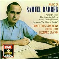 Barber: Music of Samuel Barber (2004-01-01)