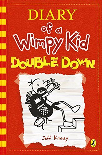 Double Down (Diary of a Wimpy Kid book 11) [Kindle edition] by Jeff Kinney