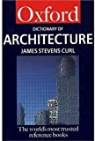 Cover of Dictionary of Architecture