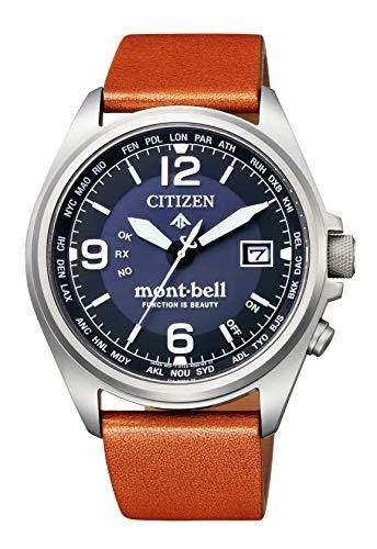 [シチズン] CITIZEN 腕時計 PROMASTER プロマスター エコ・ドライブ 電波時計 『プロマスター x mont-bell』コラボレーションモデル 500本 CB0171-11L メンズ