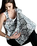 アダーカバーズ Udder Covers 授乳ケープ ナーシングカバー ワイヤー入り 綿100% GRACE