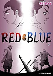 RED&BLUE #1 (English Edition)