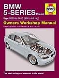 BMW 5-Series Diesel Service And Repair Manual: 03-10 (Haynes Manual)