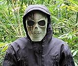 EcloudShop CSフィールドの頭蓋骨のマスク呼吸器ムービーがバトルフィールドヒーローズに緑の頭蓋骨のマスクの小道具