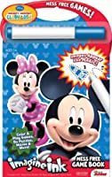 Bendon Disney Mickey Mouse Clubhouse Mess-Free Game Book by Bendon Inc.