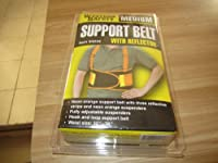 Western Safety Support Belt with Reflector by WESTERN SAFETY