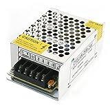 uxcell  LEDストリップライト電源 パワーサプライ コンバーター シングル出力 DC 24V 1.04A 25W