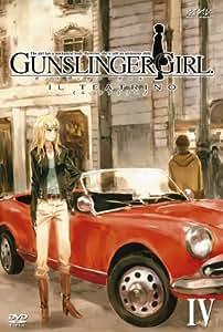 GUNSLINGER GIRL -IL TEATRINO- Vol.4【通常版】 [DVD]