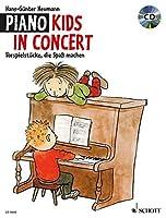 Piano Kids in Concert: Vorspielstuecke, die Spass machen