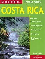 Globetrotter Travel Atlas Costa Rica (Globetrotter Travel Atlas: New Zealand)