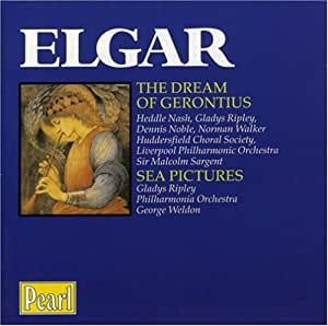 Dream of Gerontius / Sea Pictures