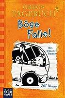 Gregs Tagebuch 9 - Boese Falle!: Gregs Tagebuch 9                                  .
