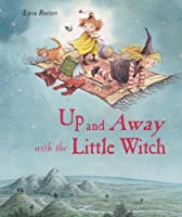 Up and Away with the Little Witch!