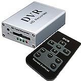 【MiiRii】監視カメラ ミニDVRのサポートSDカードリアルタイムデジタルビデオレコーダー FPVと車両 HDミニ1チャンネル MPEG-4 ビデオのための
